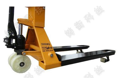 工厂带打印2吨电子叉车秤