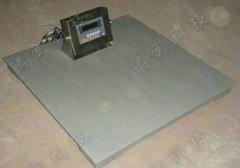 缓冲10吨电子地上衡