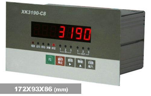 XK3190—C8称重仪表